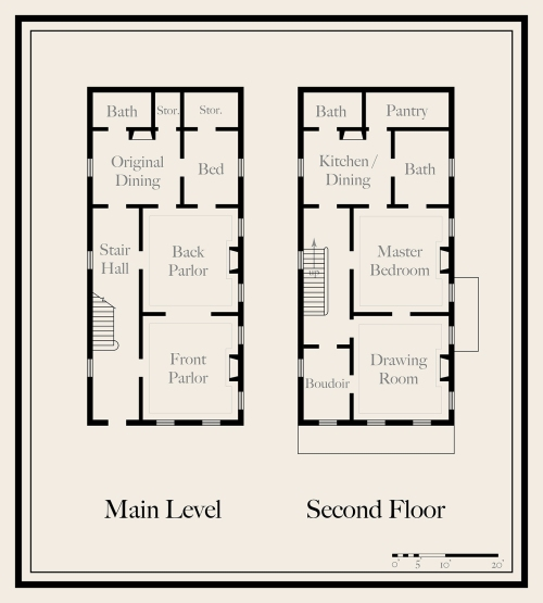 Maison Vitry Floor Plan
